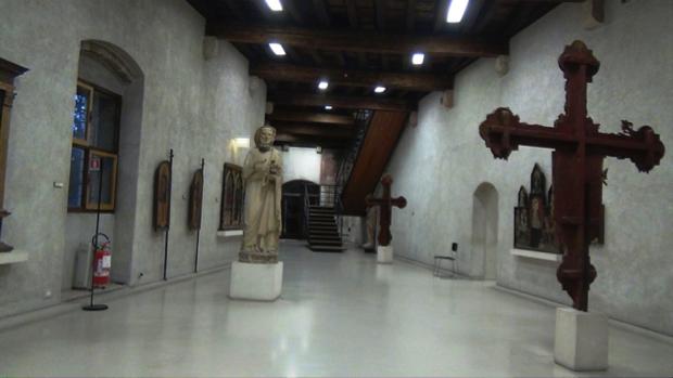 Museo Di Castelvecchio.Museo Di Castelvecchio Centro Destra It
