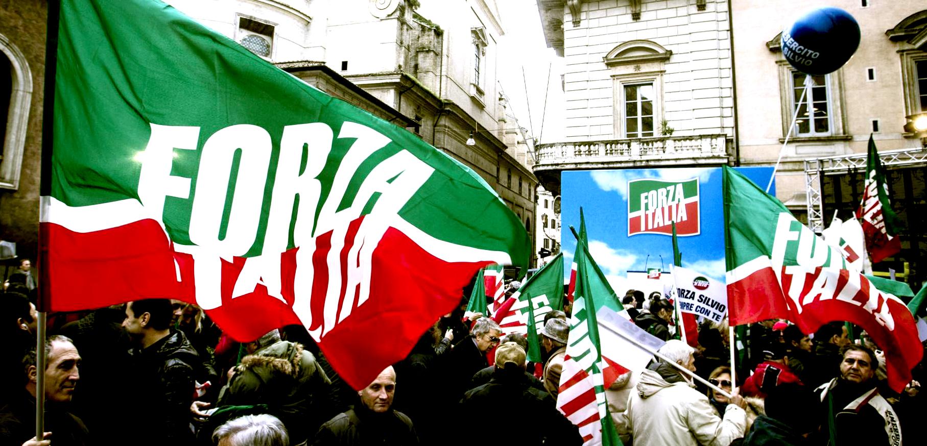 Non ammainate la bandiera di forza italia rendetela piu for Deputati di forza italia