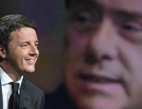 SEPPELLITO IL PATTO DEL NAZARENO: L'ITALIA VOLTA PAGINA
