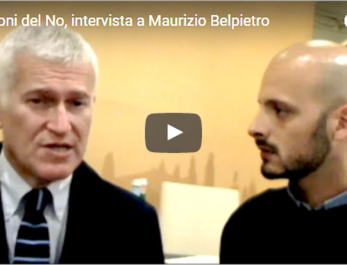 LE RAGIONI DEL NO – L'INTERVISTA A MAURIZIO BELPIETRO