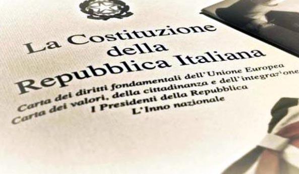 Giu 39 le mani dalla costituzione e dalle autonomie for Parlamento della repubblica italiana