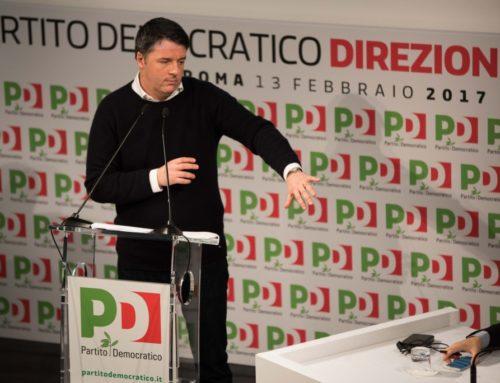 ELEZIONI, ECCO PERCHE' IL PARTITO DEMOCRATICO NON VUOLE IL VOTO ANTICIPATO