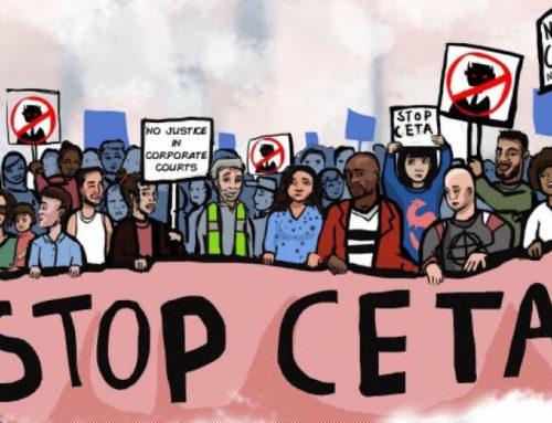 CETA, ECCO QUALI DANNI COMPORTERA' PER L'ITALIA E PER L'UNIONE EUROPEA