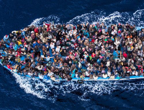 MIGRANTI: L'EUROPA NON LI VUOLE, IL PROBLEMA E' TUTTO ITALIANO