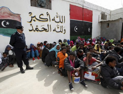 EMERGENZA IMMIGRAZIONE: LA SOLUZIONE PASSA PER LA LIBIA