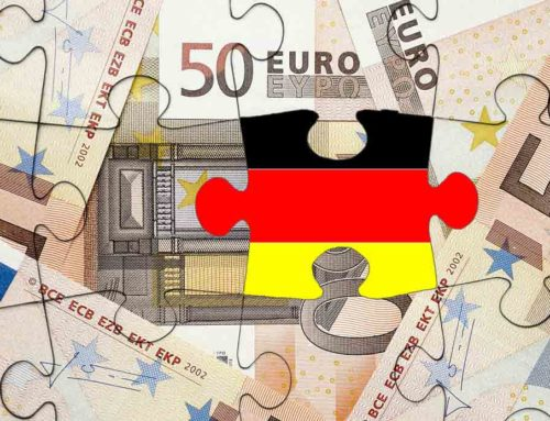 GERMANIA LOCOMOTIVA COMMERCIALE D'EUROPA E DEL MONDO