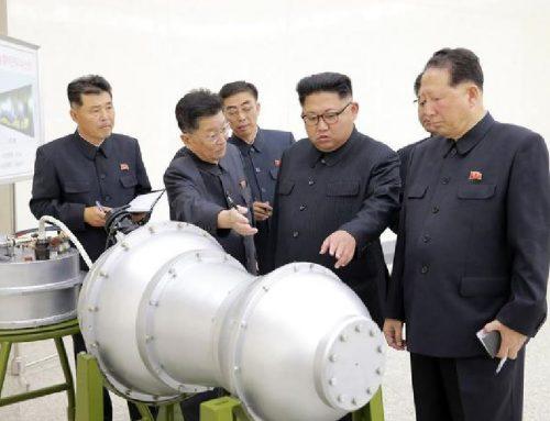 L'ENNESIMO AFFRONTO DI KIM JONG-UN
