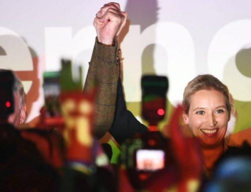 GERMANIA, CADE IL NUOVO MURO DI BERLINO