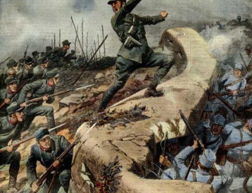 GRANDE GUERRA: DALLA MEDIAZIONE SOCIALE ALLA RIVOLUZIONE NAZIONALE