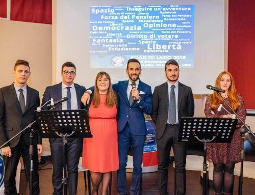 """""""ROAD TO LAZIO"""": GRANDISSIMA PARTECIPAZIONE DI IDEE E CONTENUTI A LATINA PER FORZA ITALIA GIOVANI"""