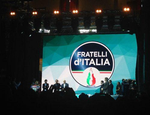FRATELLI D'ITALIA: A TRIESTE NASCE IL MOVIMENTO DEI PATRIOTI