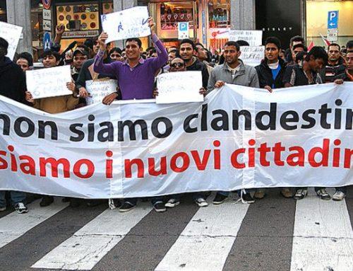 CON LO IUS SOLI DELLA SINISTRA 800 MILA NUOVI ITALIANI. FERMIAMOLI!