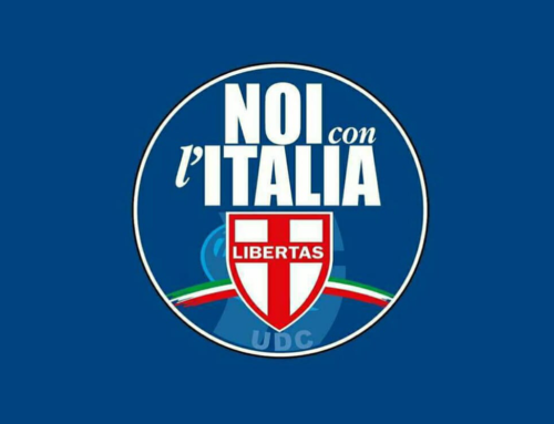 CENTRODESTRA PRESENTATO IL LOGO UFFICIALE DI NOI CON L'ITALIA