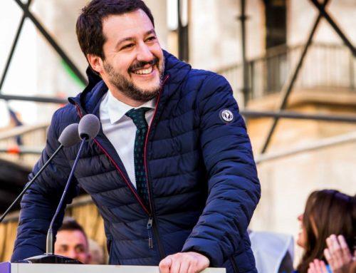 SONDAGGI ELETTORALI CORRIERE: NUOVO RECORD DI SALVINI, LA LEGA SFIORA IL 35%