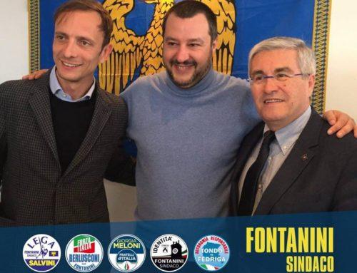 IL CENTRODESTRA VINCE A UDINE. FONTANINI DELLA LEGA E' IL NUOVO SINDACO