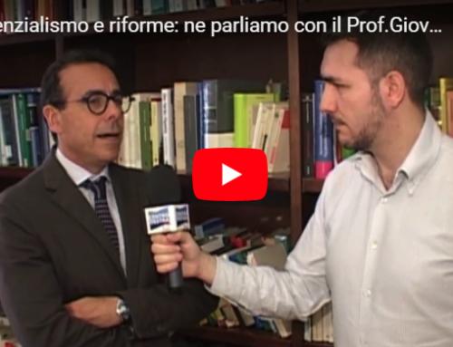 PRESIDENZIALISMO E RIFORME: L'INTERVISTA AL PROF. GUZZETTA
