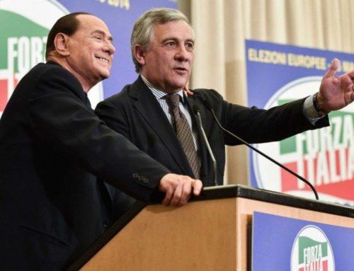 BERLUSCONI RILANCIA FORZA ITALIA. TAJANI NUOVO VICEPRESIDENTE
