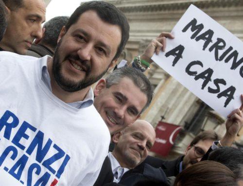 ROMA: LA LEGA ARRIVA IN CAMPIDOGLIO CON 2 CONSIGLIERI COMUNALI
