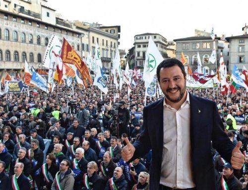 LEGA: PARTE DA ROMA LA MOBILITAZIONE PER SOSTENERE SALVINI