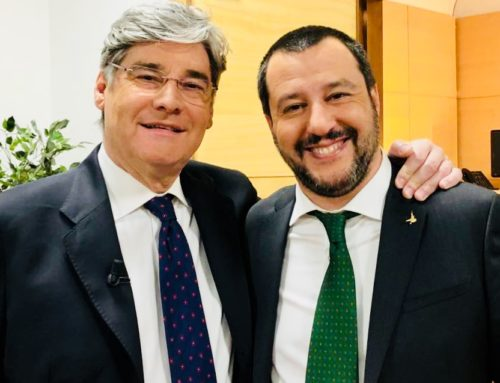 PAOLO DEL DEBBIO VERSO LA DIREZIONE DEL TG1