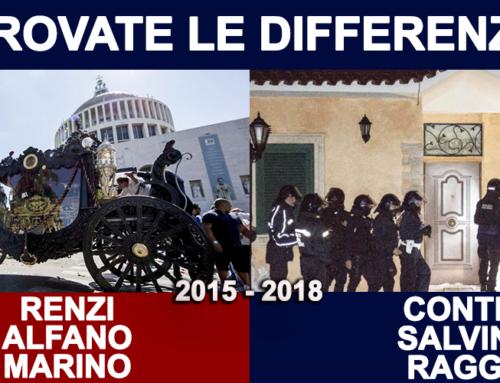 COL PD PETALI E FUNERALI STILE PADRINO, CON SALVINI RUSPE SULLE VILLE DEI CASAMONICA