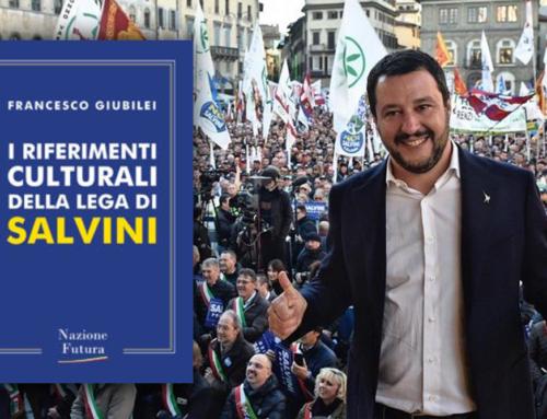 I RIFERIMENTI CULTURALI DELLA LEGA, IL NUOVO LIBRO DI FRANCESCO GIUBILEI