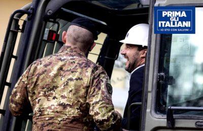 salvini 491 beni confiscati alle mafie torneranno ai romani