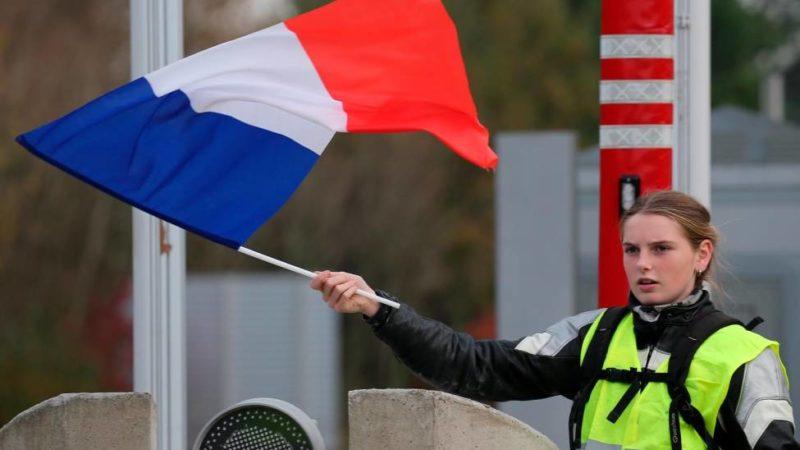 gilet gialli analisi della protesta in Francia