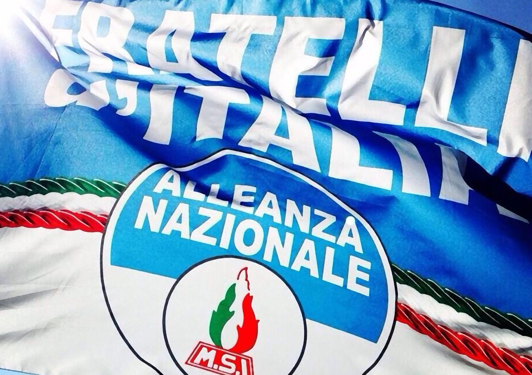 Giorgia Meloni sorpassa forza italia