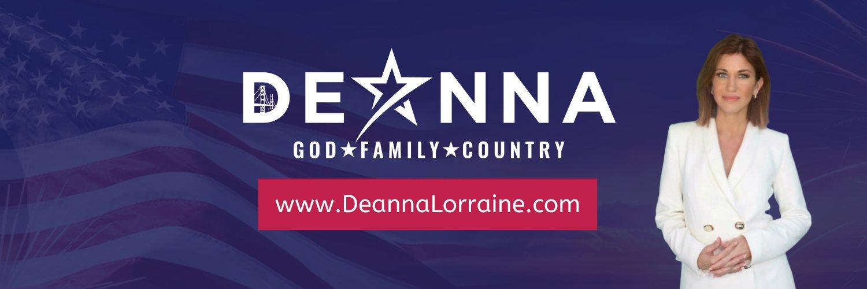 Deanna Lorraine candidata repubblicana contro Nancy pelosi pronta a sfidare la sinistra