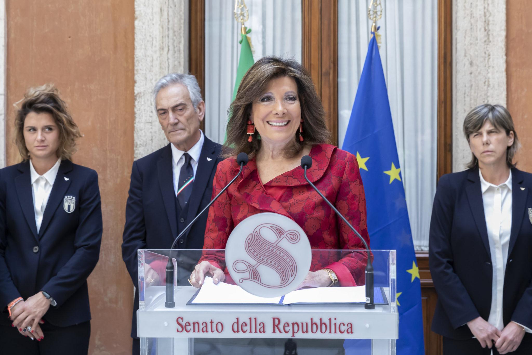 Crisi di Governo, la Casellati verso Palazzo Chigi?