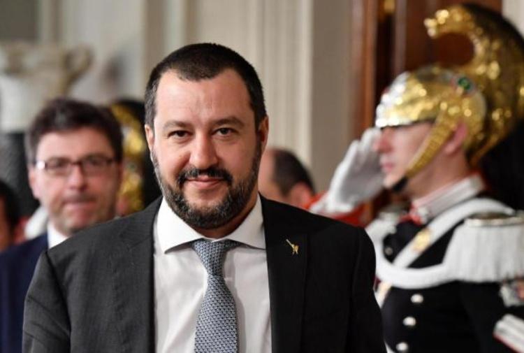 Salvini al Governo: la sinistra perde la calma
