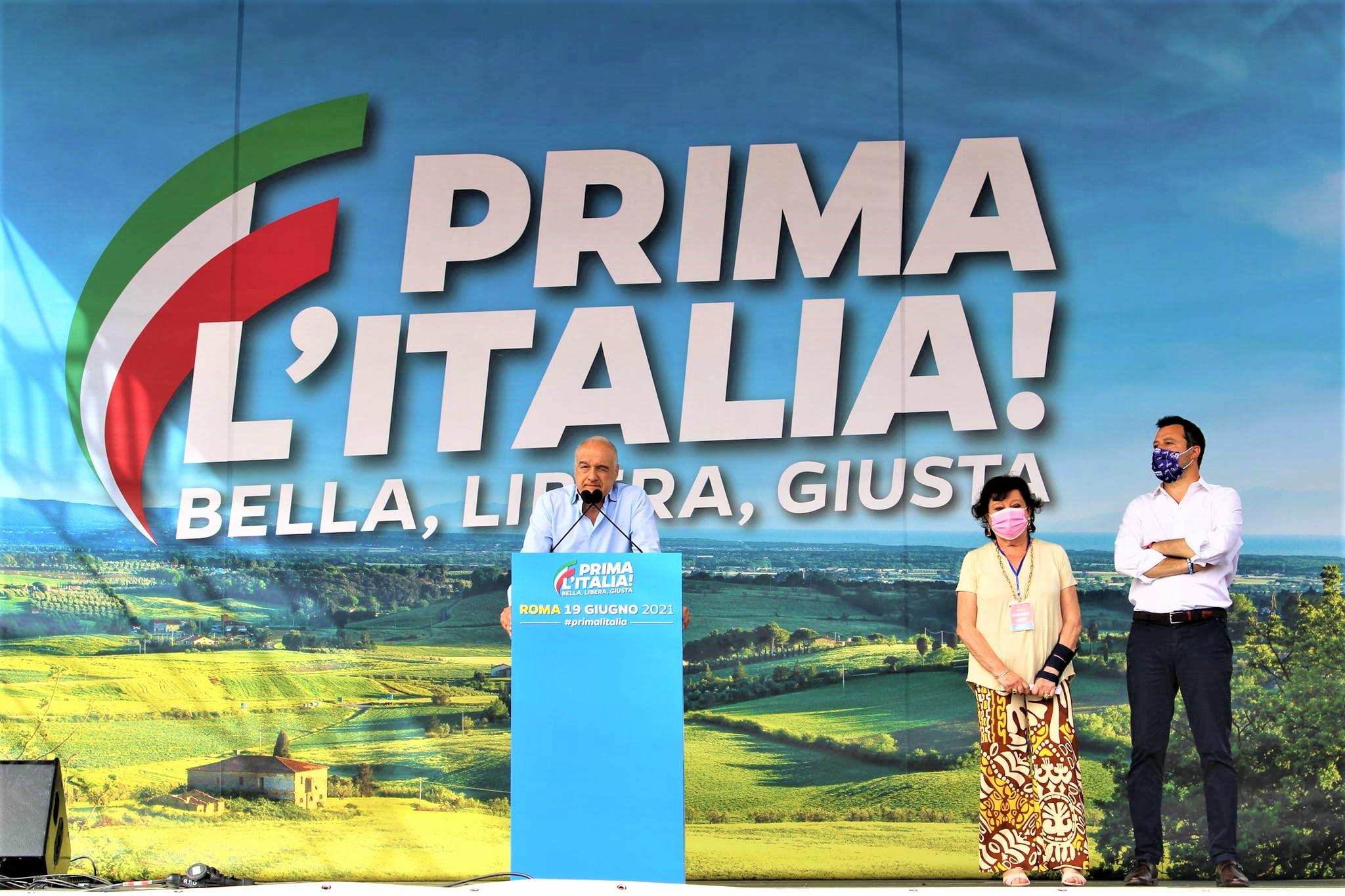 Michetti in vantaggio nei sondaggi di Roma