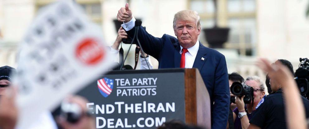 TRUMP – IRAN: E' SCONTRO SUL NUCLEARE