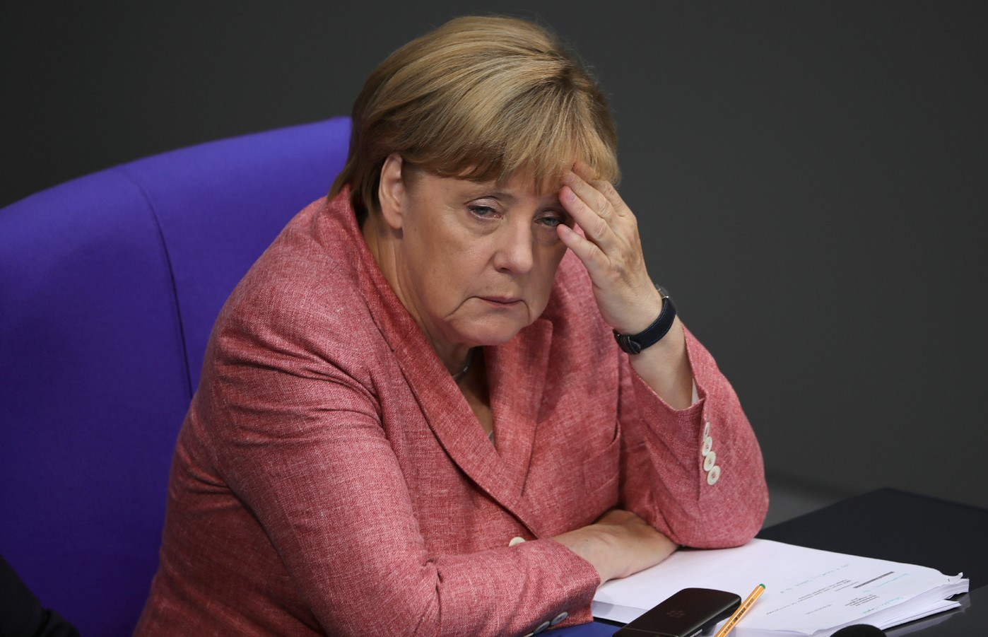 CRISI IN GERMANIA: E' IL TRAMONTO DI ANGELA MERKEL?