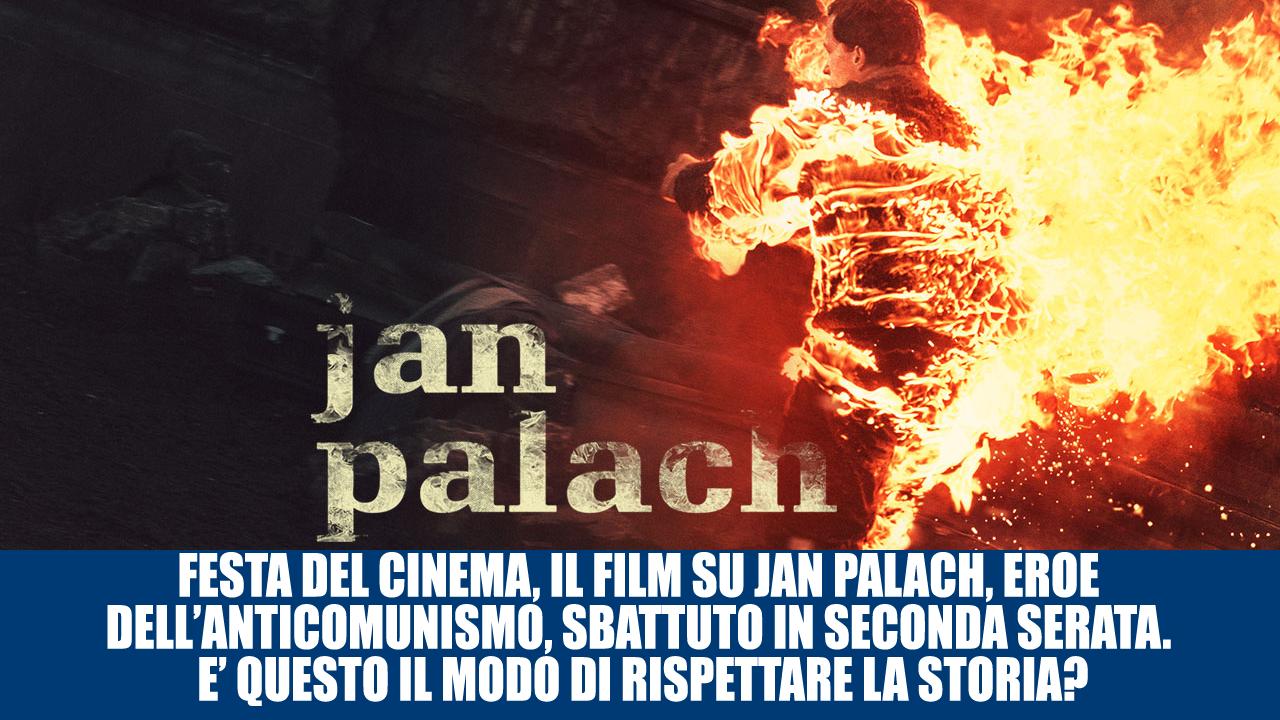 FESTA DEL CINEMA, IL FILM SU JAN PALACH SBATTUTO IN SECONDA SERATA