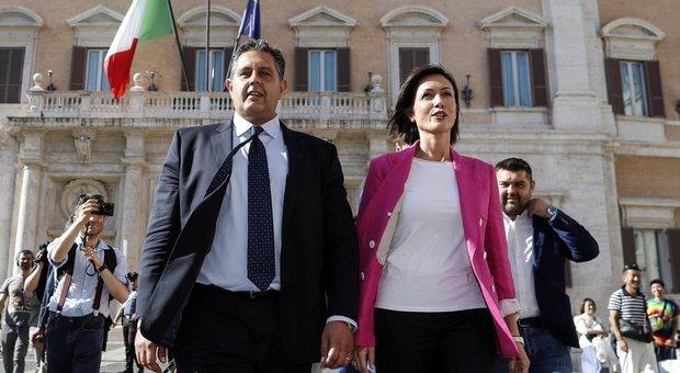 FORZA ITALIA RIPARTE CON TOTI E CARFAGNA. SARA' LA NUOVA STARTUP DELLA POLITICA ITALIANA?